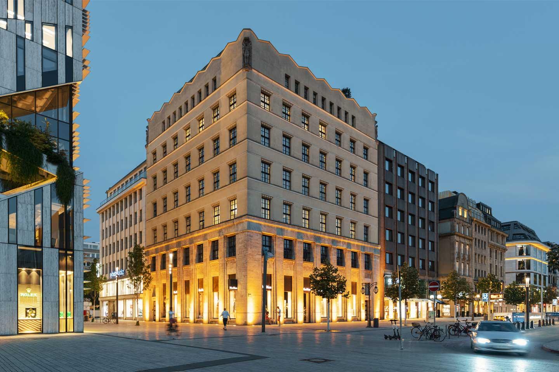Moderne Immobilien kaufen in Düsseldorf